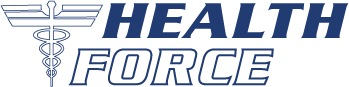 Health Force Logo